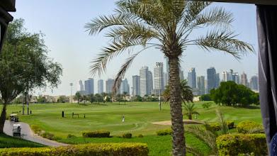 Photo: Golf spielen für die Millionäre von Dubai