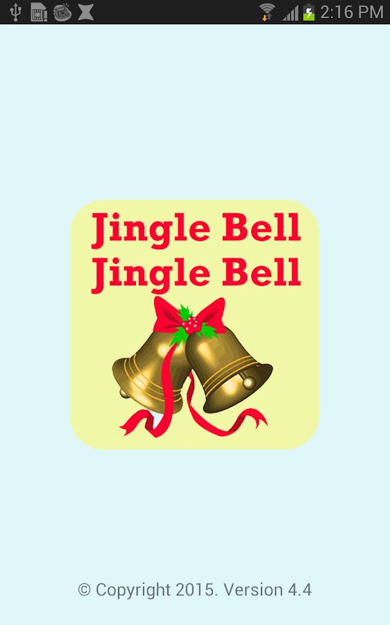 Lyric jingle jangle jingle lyrics : Jingle Bell Jingle Bell Poem - Android Apps on Google Play