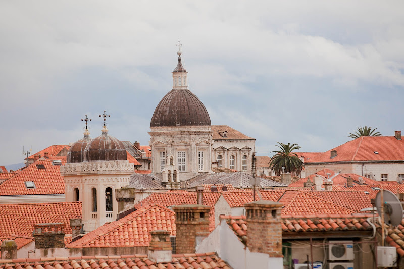 Dubrovnik's striking cityscape dates to the Middle Ages.