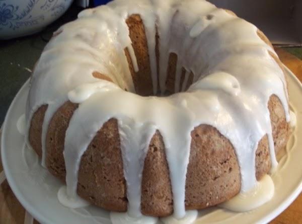 Applesauce Bunt Cake Recipe