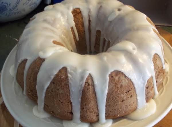 Applesauce Bunt Cake Recipe