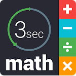 Three Second MATH Icon
