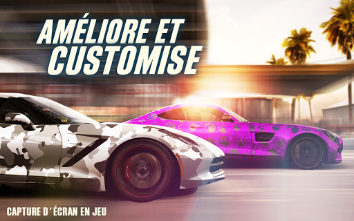 CSR Racing 2  captures d'écran 3