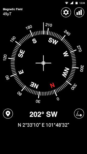 Digital Compass screenshot 1