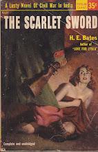 Photo: Bates, H.E. - The scarlet sword