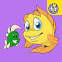 Freddi Fish 2: The Case of the Haunted Schoolhouse icon
