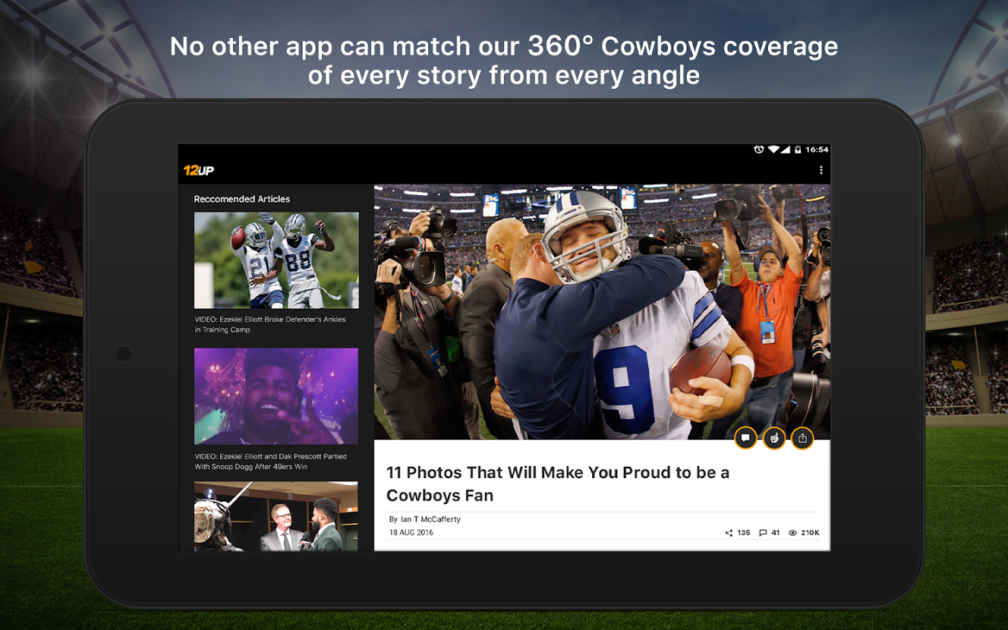 Cowboys - 12up Edition – Android Apps on Google Play