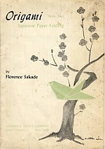 Photo: Origami Book II Florence Sakade, Tuttle 1958 ISBN 0804804559