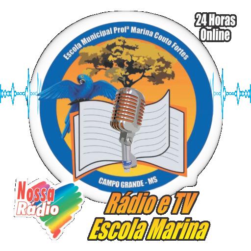 Rádio e TV Escola Marina