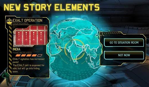 XCOM Enemy Within MOD APK 1.7.0 ( Unlimited Money ) 3