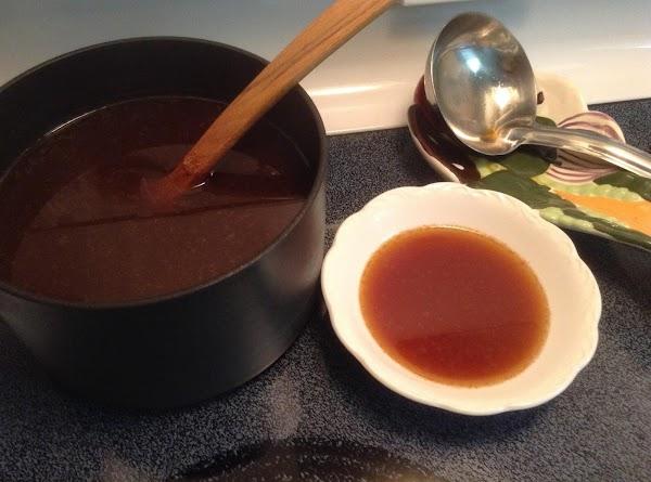 Bea's Thin Bbq Sauce Recipe