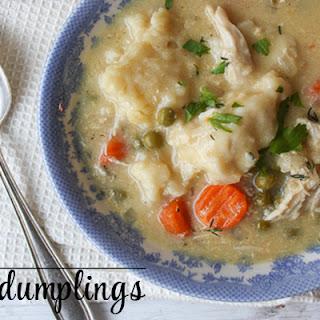 Microwave Dumplings Recipes.