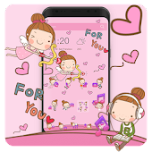 Angel Cartoon Theme