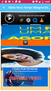 Rádio Novo Tempo FM Milagres Bahia for PC-Windows 7,8,10 and Mac apk screenshot 3