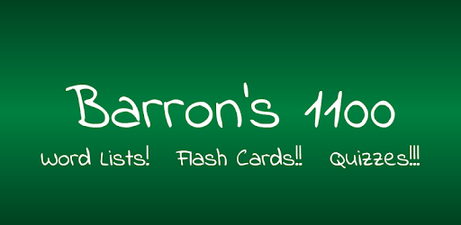Barron's 1100 for GRE - Apps on Google Play