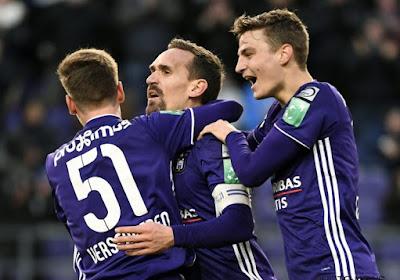 Fin du thriller : Anderlecht ira en playoffs 1 !