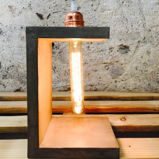 Profil de la lampe