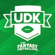 Fantasy Football Draft Kit 2020 - UDK