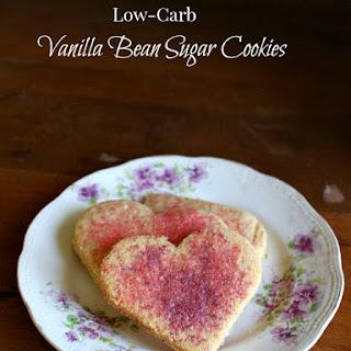 Vanilla Bean Sugar Cookies with Sprinkles