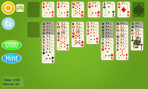 FreeCell Solitaire Mobile android2mod screenshots 4
