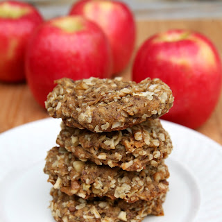 Apple Flax Oatmeal Cookies Recipe