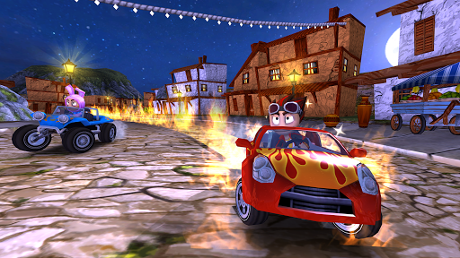 Beach Buggy Racing screenshot 14