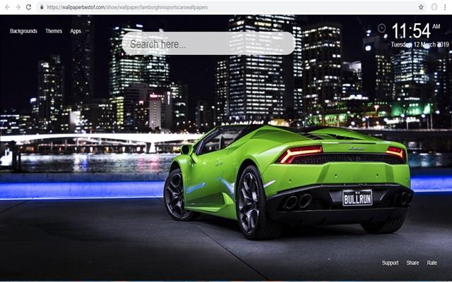 Lamborghini Sports Cars Wallpapers