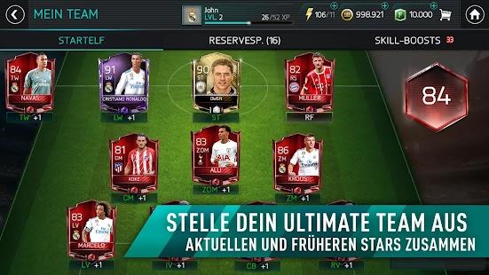FIFA Fußball Screenshot