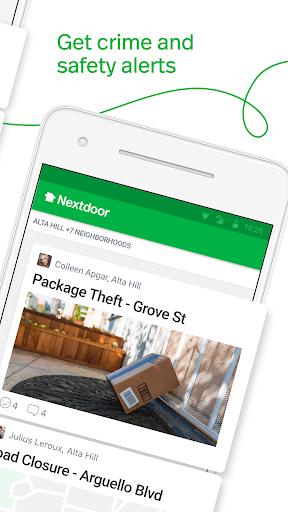 Nextdoor - Local neighborhood news & classifieds screenshot