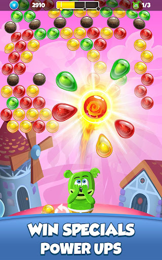Gummy Bear Bubble Pop - Kids Game apktram screenshots 18