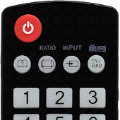 Remote For LG TV - AKB73275652