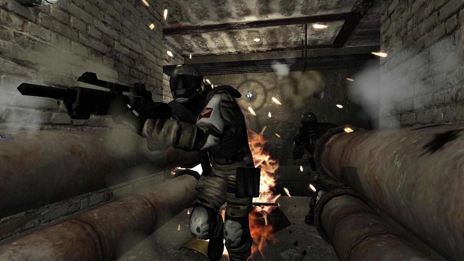 First Encounter Assault Recon (FEAR)