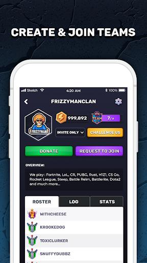 GIZER   The Global Gaming Network screenshot 5