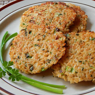 Fried Rice Cakes.