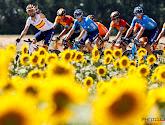 Er moet stevig geklommen worden in de derde etappe van de Ronde van Burgos