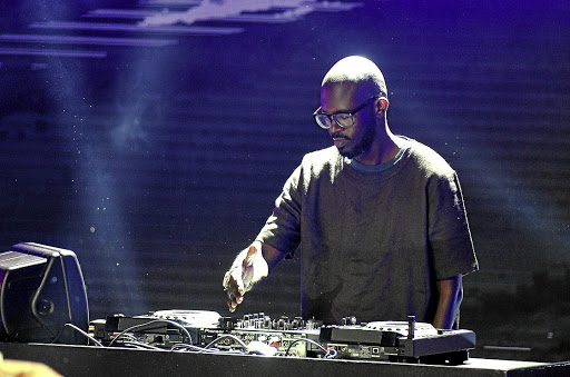 DJ Black Coffee says he will play anywhere, including Israel, so that he can feed his family. / Veli Nhlapo