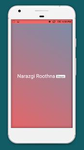 NarazgiRoothna shayari - náhled