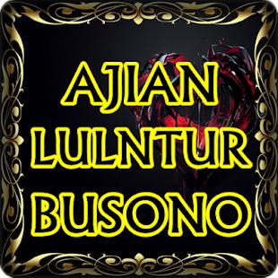 Ajian Komplit Luntur Busono - náhled
