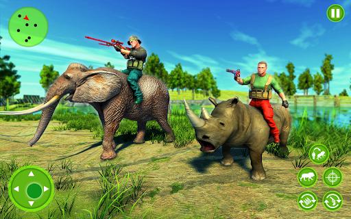 Jungle Lost Island - Jungle Adventure Hunting Game 3 6