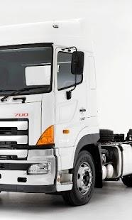 Theme Truck Hino - náhled