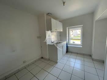 Appartement 2 pièces 28,53 m2