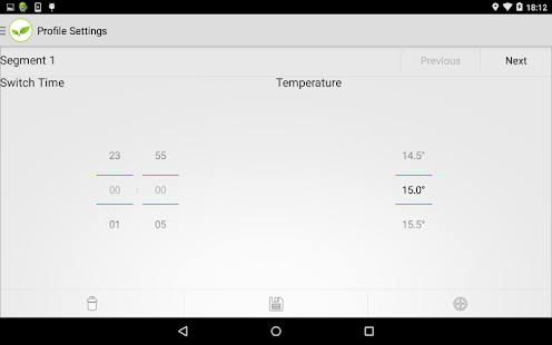 Home Automation Remote Heating- screenshot thumbnail
