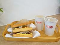 Isaac Toast & Coffee 新竹南大店