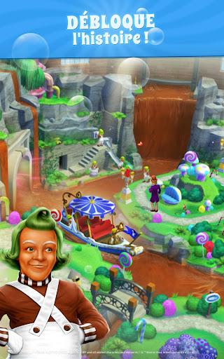 Wonka : Monde des Bonbons – Match 3  captures d'écran 3