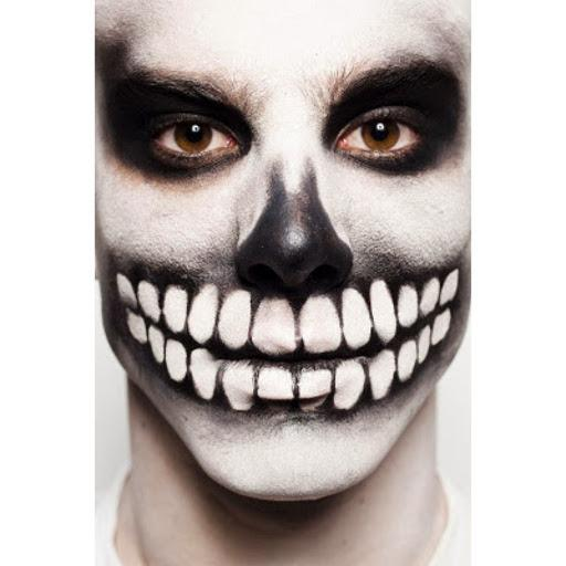 halloween makeup tutorials screenshot - Halloween Tutorials