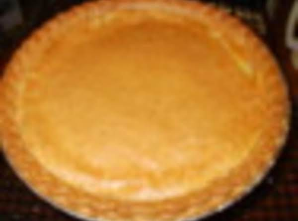 Chess Pie Recipe
