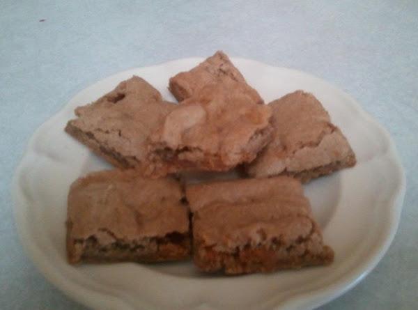 Butterscotch Spice Cookies Recipe
