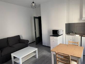 Appartement meublé 2 pièces 31,01 m2