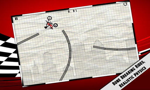 Stick Stunt Biker  screenshots 1