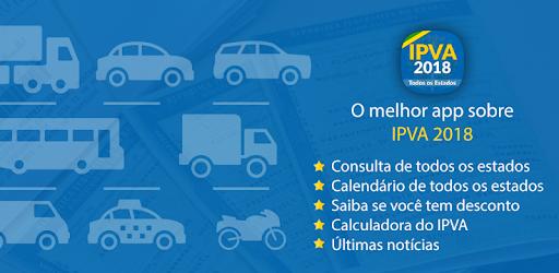 IPVA 2018: Consulta, Calendário e Calculadora for PC